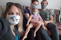 Koordinátorka pomáhá mladé rodině v nesnázích.