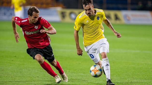 V zápasech mezi Jihlavou a Chrudimí dosud vyhrávaly vždy jen domácí celky.