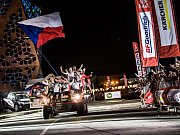 Jihlavský pilot Martin Prokop poslední etapu Dakaru zvládl v dobrém tempu a v cíli si tak mohl se svým týmem M-Sports vychutnat sedmé místo.