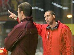 Trenér. Petr Svoboda je zvědavý, jak bude nový extraligový ročník vypadat.