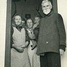 Josef Florian se svou ženou Františkou. Z archivu Karly Nixové.