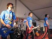 Jihlavská pětičlenná heavyrocková kapela má ve svém repertoáru na dvacet písní.