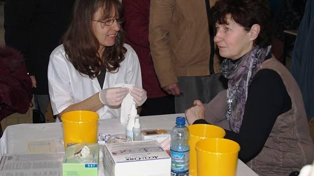 Den zdraví pro veřejnost se v jihlavské nemocnici uskuteční v pondělí 7. dubna. Ilustrační foto.