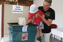 Referendum. Ilustrační foto