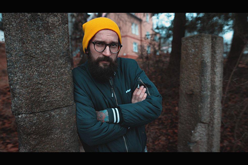 Tvorba fotografa Lukáše Vrábela.
