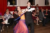 V sobotu se na Jihlavsku uskutečnilo mnoho zajímavých plesů. Ples farnosti Luka a Sdružení Petrov v Lukách nad Jihlavou byl jedním z nich. O dobrou náladu nebyla nouze.