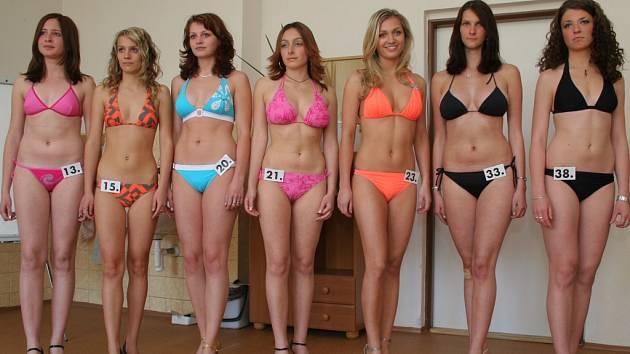 Castingu se zúčastnilo sedm pohledných dívek z celé Vysočiny, převážně však z Jihlavy. Vybrány byly tři finalistky: Eliška Urbancová z Telče (číslo 38), Aneta Kejvalová z Jihlavy (číslo 15) a Michaela Benková (číslo 23).