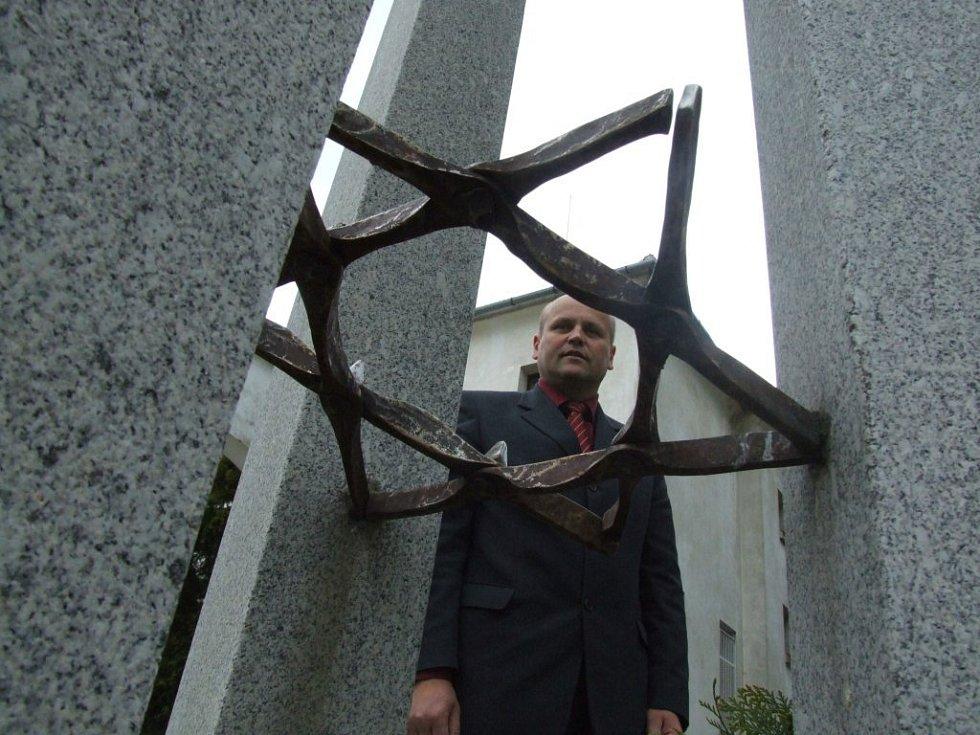 Nechyběl starosta Třeště Vladislav Nechvátal.