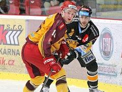 Jihlavští hokejisté dlouho proti Litvínovu vedli, Verva vyrovnala krátce po polovině zápasu. Před samostatnými nájezdy byli favority Severočeši, ale díky Filipu Semanovi se z bonusového bodu radovala Dukla.