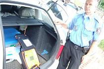První mobilní defibrilátor ve výbavě městských strážníků na Vysočině je připraven k použití. Není však jediným podobným zařízením, které je zde k dispozici. Například je ve výbavě na zimních stadionech či v některých zdravotních střediscích.
