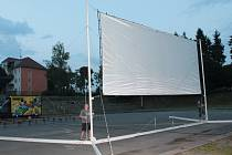 Letní kino v Třešti