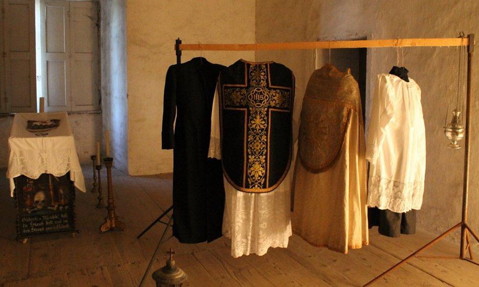 Nová expozice na zámku v Brtnici.