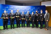 Záslužné medaile Kraje Vysočina dostalo celkem třiadvacet hrdinů.