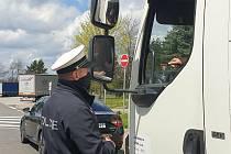 Policisté pozorují, že se poslední dobou zvyšuje intenzita provozu. Foto: PČR