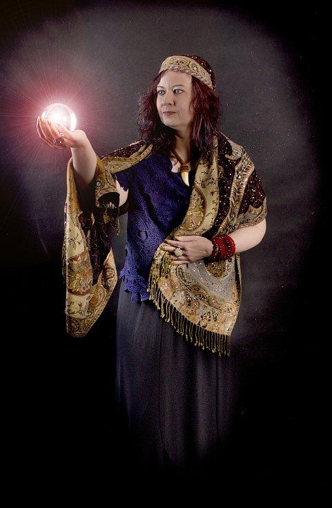 Šamanka Taisha Tauma.