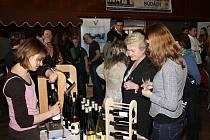 Milovníci dobrého vína v sobotu zamířili do Jihlavy. V Domě kultury se totiž konal první ročník festivalu věnovanému tomuto nápoji.