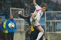 Po urputném boji získal FC Vysočina i zásluhou důrazu Jana Šilingera tři body v Opavě.