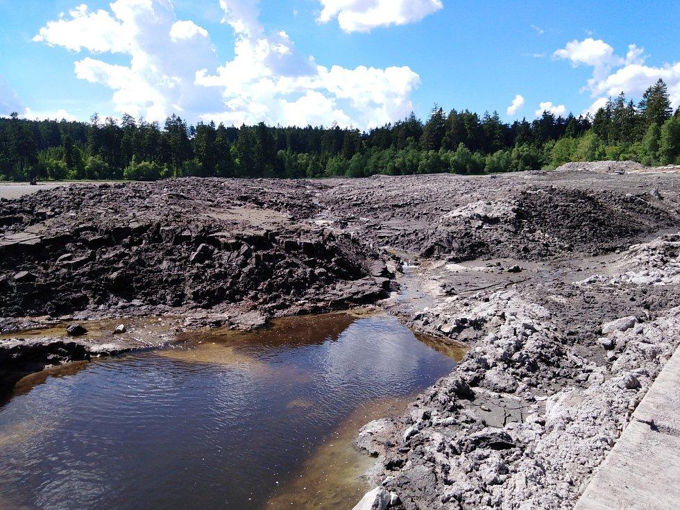 Velký Pařezitý rybník, neděle 2. června 2019.