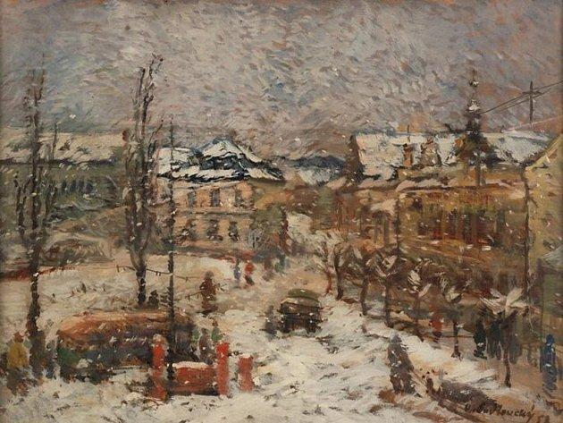 Aloise Podlouckého inspiroval rodný kraj.