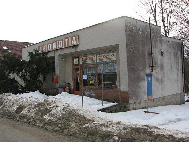 Více než dva roky zavřená prodejna v Šimanově by mohla lidem znovu dobře sloužit.