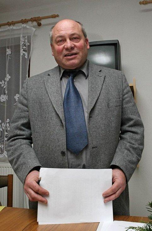 Volba nového starosty Brtnice