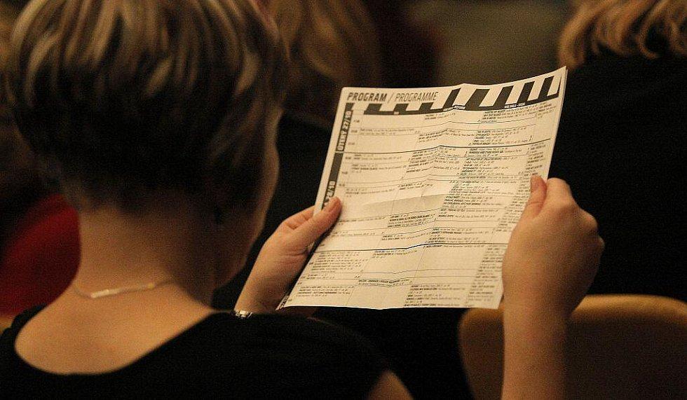 Festival dokumentů. Ilustrační foto