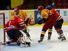 V prvním letošním vzájemném duelu přetlačili jihlavští hokejisté hráče AZ Havířov doma po boji 2:0. Dnes je na programu další utkání, tentokráte na havířovském zimáku.