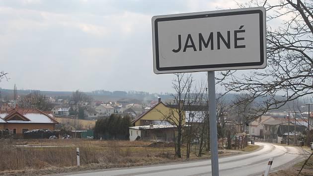 Jamné je malebná vesnice na Jihlavsku.