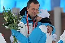 Jiří Hamza během loňského mistrovství světa v Novém Městě na Moravě.
