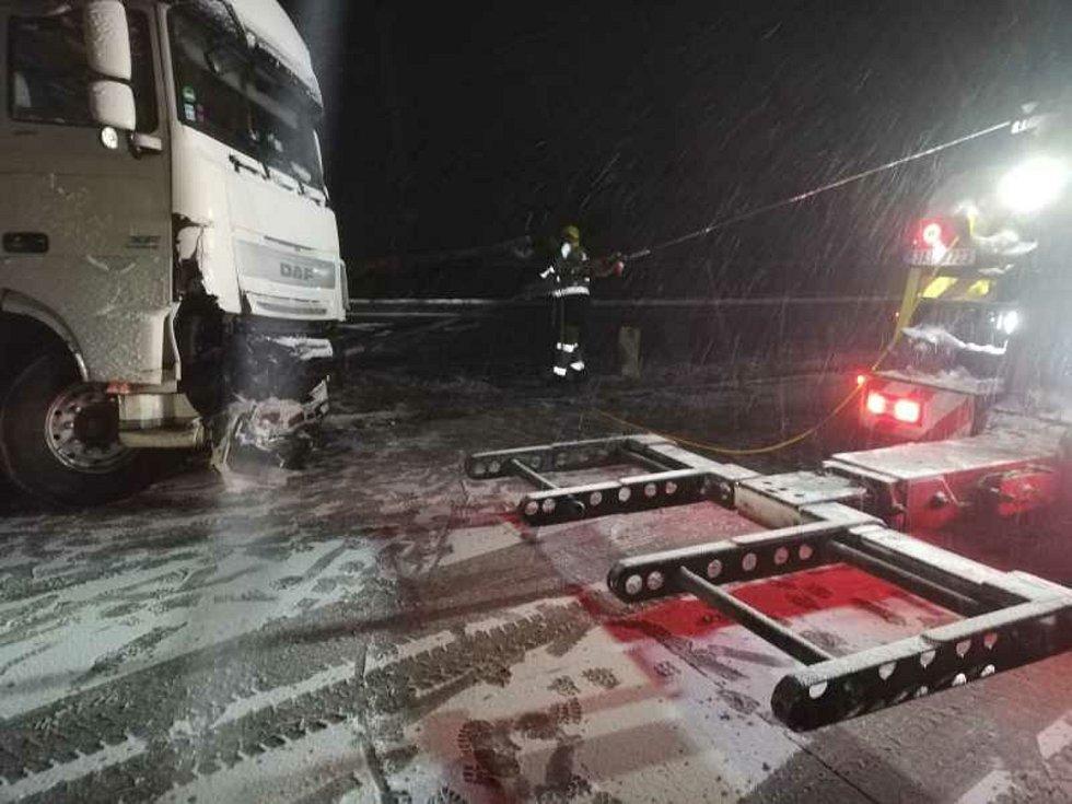Úterní a středeční nehody na Vysočině.