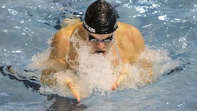 Tomáš Fučík si vytrpěl nejhorší sezonu v kariéře. Nejdříve ho zastavilo v přípravě nepříjemné virové onemocnění, závěr zase zmeškal kvůli zranění ruky. Přesto se jihlavským plavcům na mistrovství republiky dařilo a přivezli čtyři medaile.