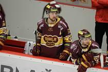 Hokejová Dukly Jihlava se v posledních kolech v domácím prostředí trápí.