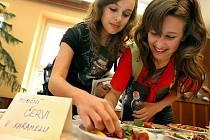 V centru Ostrůvek budou nabízet i pokrmy z moučných červů a cvrčků.