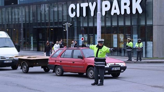 City Park v Jihlavě. Ilustrační foto.