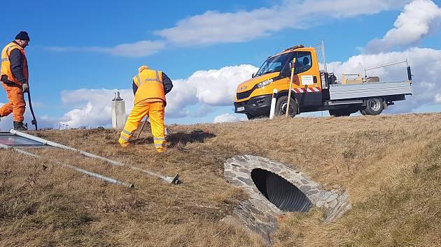 Nová nákladní auta budou poháněná zemním plynem.