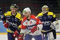 Třebíčští hokejisté zvládli duel se Šumperkem.