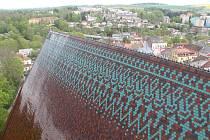 Vyhlídka na ochozu věže kostela svatého Jakuba Většího je po čtyřech letech opět v provozu.