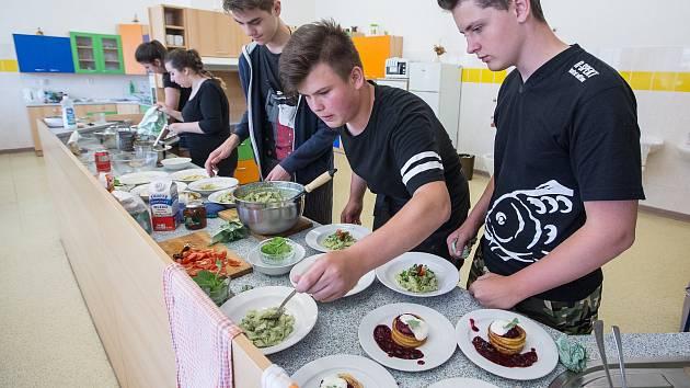 Kuchařská soutěž, ilustrační foto
