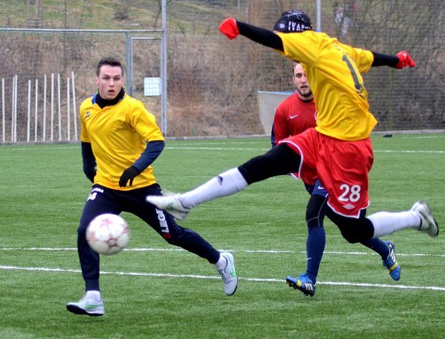 Nabito. Po výhře 6:2 nad Žirovnicí si hráči Luk užili i zápas v Třešti, kde vyhráli 5:0.