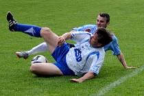 Neuspěli. Fotbalisté Bedřichova prohráli překvapivě s Pohledem 2:3. Soupeř z Havlíčkobrodska se tak na ně dotáhl na tři body.