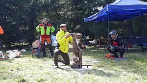 Den pro obnovu lesa na Vysočině