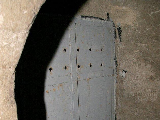 Veřejnosti nepřístupná část jihlavského podzemí.