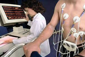 Kardiologie. Ilustrační foto.