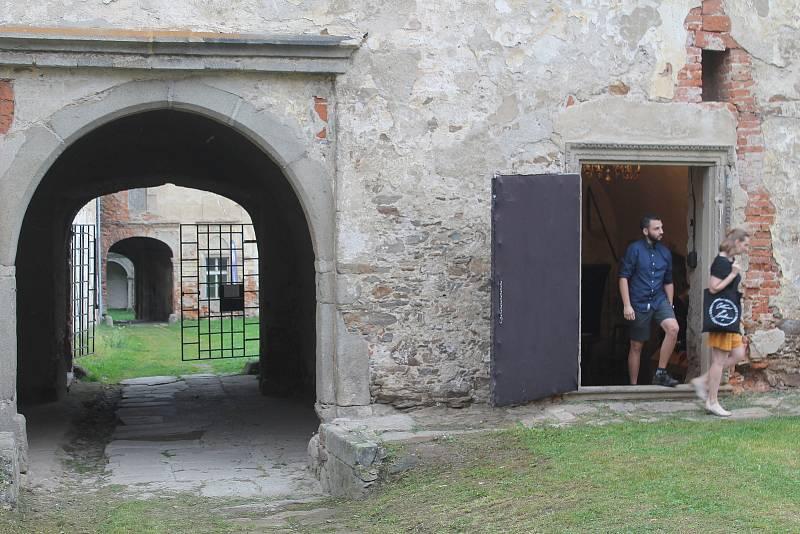Úniková hra v Brtnici zavede zájemce do podsklepení zámku.