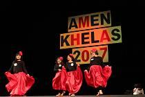 Amen khelas v jihlavském DKO.
