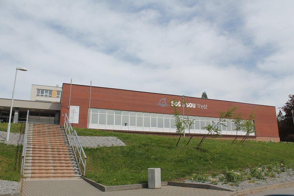 V Třešti je i střední škola.