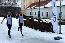 Jakub Exner (vlevo) a David Vaněk.
