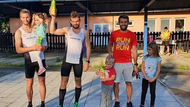Jarní běh Pávov byl po pětačtyřicáté. Foto: Lucie Singrová