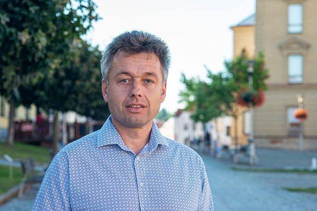 Vladislav Hynk, Třešť