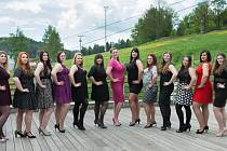 Mezi těmito dvanácti finalistkami je i Libuše Dvořáková z Jihlavy.